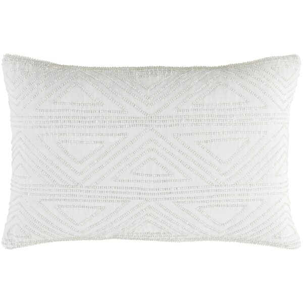 Kattie 100% Cotton Throw Pillow by Mistana
